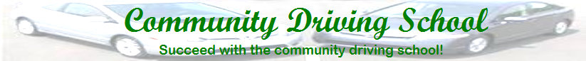 Community Driving School Logo